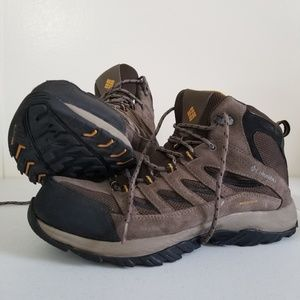Columbia Crestwood Mid Waterproof Hiking Boots
